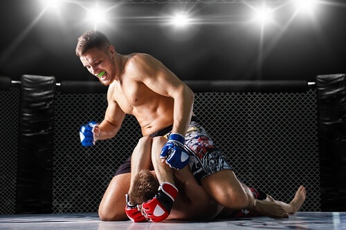 MMA betting online