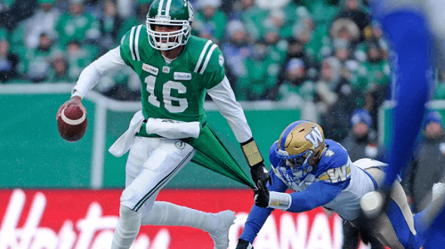 betting on CFL teams in Canada