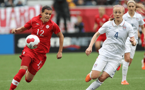 female world cup canada