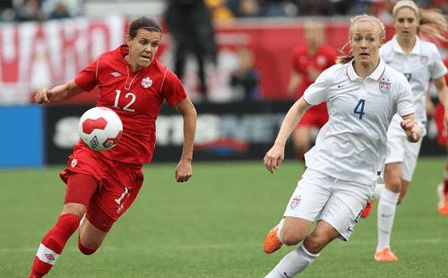 female world cup canada