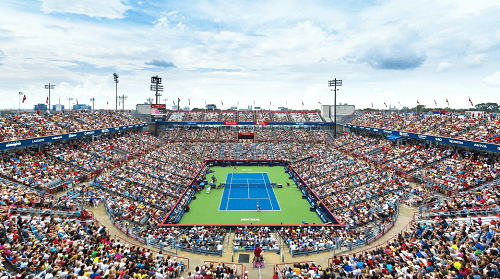 Best Rogers Cup Betting Odds CA