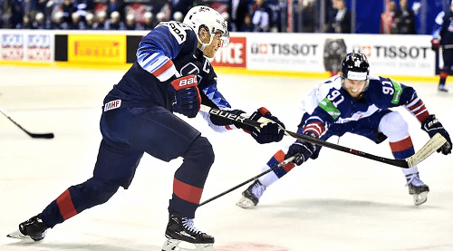 IIHF hockey world cup betting odds canada