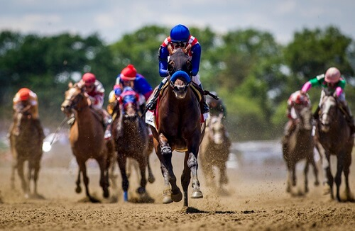 top horse racing strategy canada