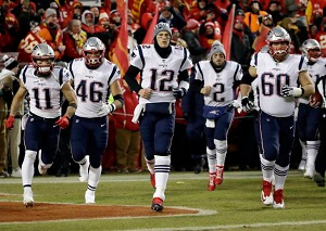 AFC East Division New England Patriots