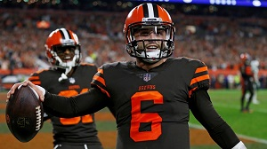 AFC North Division Cleveland Browns