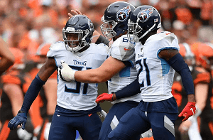 AFC South Division Tennessee Titans