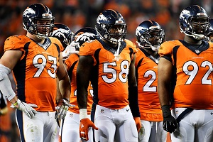 AFC West Denver Broncos