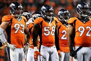AFC West Denver Broncos