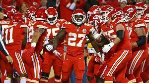 AFC West Division Kansas City Chiefs