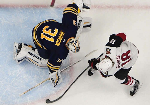 Arizona Coyotes at Buffalo Sabres Odds