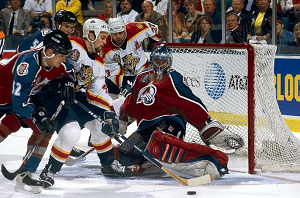 Colorado Avalanche at Florida Panthers Odds