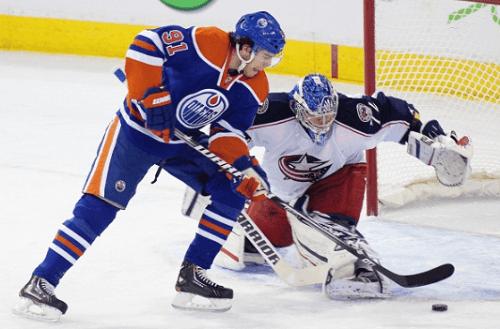 Columbus Blue Jackets at Edmonton Oilers Odds