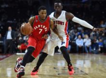 Detroit Pistons vs. Toronto Raptors Odds