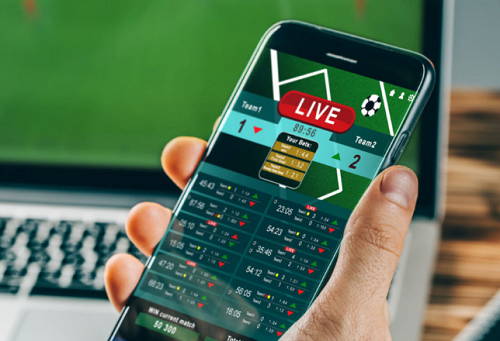 Live In-Play Betting Sites Canada