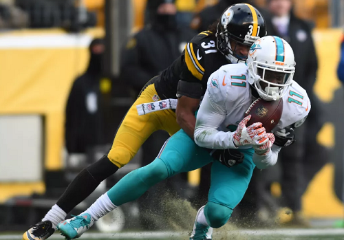 Miami Dolphins at Pittsburgh Steelers Odds