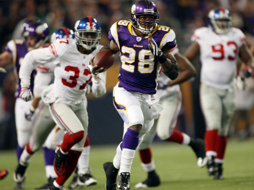 Minnesota Vikings at New York Giants