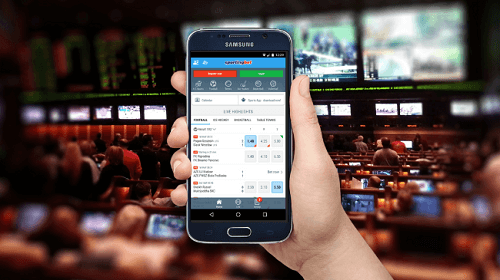 Mobile Sports Gambling in Canada