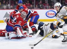 Montreal Canadiens at Buffalo Sabres