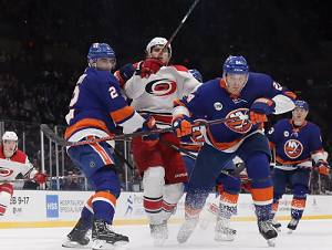 New York Islanders at Carolina Hurricanes