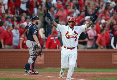 St. Louis Cardinals vs Atlanta Braves Game 5