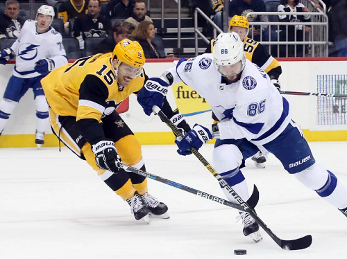 Tampa Bay Lightning at Pittsburgh Penguins