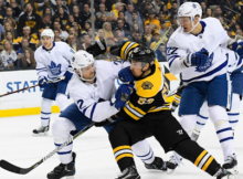 Toronto Maple Leafs at Boston Bruins Preview, Prediction & Odds