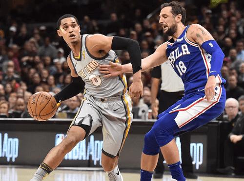 Cleveland Cavaliers vs. Philadelphia 76ers Odds