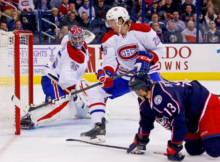 Columbus Blue Jackets at Montreal Canadiens Odds