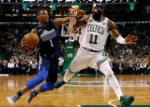 Dallas Mavericks vs. Boston Celtics Odds