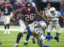 Indianapolis Colts at Houston Texans Odds