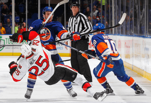 New York Islanders at Ottawa Senators