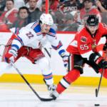 Ottawa Senators at New York Rangers