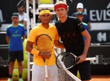 Rafael Nadal v Alexander Zverev Odds