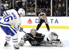 Toronto Maple Leafs at Los Angeles Kings