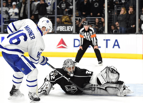 Toronto Maple Leafs at Los Angeles Kings
