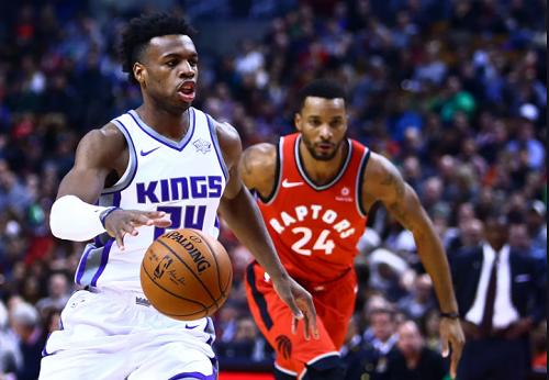Toronto Raptors vs Sacramento Kings Odds