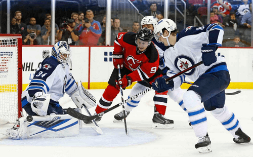 Winnipeg Jets at New Jersey Devils