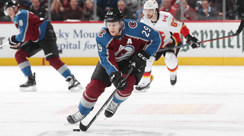 Best Colorado Avalanche Betting Sites Canada