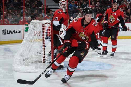 Best Ottawa Senators Betting Lines Canada