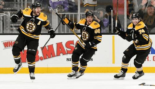 Boston Bruins Odds