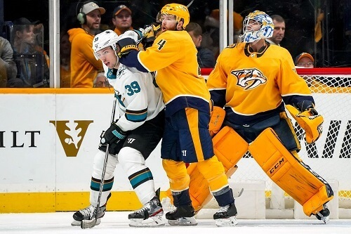 Nashville Predators Betting Odds Canada