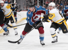 PITTSBURGH PENGUINS AT COLORADO AVALANCHE ODDS