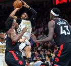 Toronto Raptors at Atlanta Hawks Odds