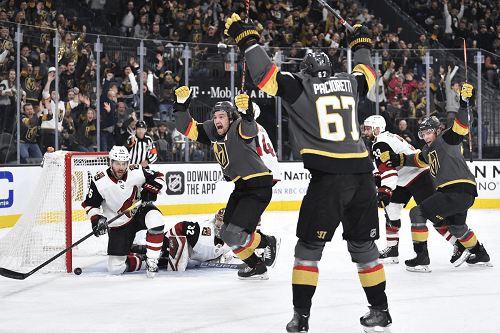 best vegas golden knights betting lines canada