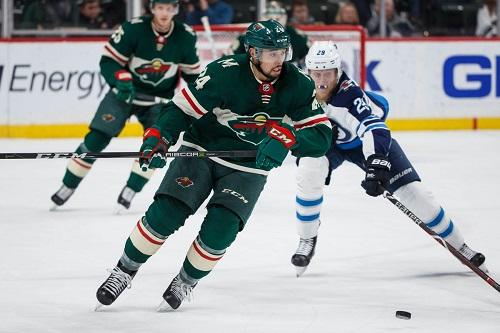 minnesota wilds NHL odds
