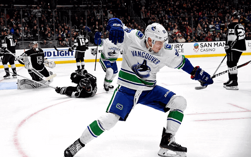 Best Vancouver Canucks Betting Odds
