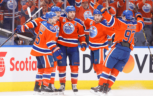 best edmonton oilers betting odds canada